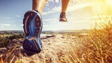 running improves health
