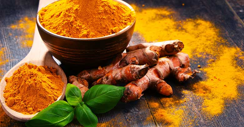 Turmeric is known to be a good food for joints with arthritis. It has natural anti-inflammatory properties.
