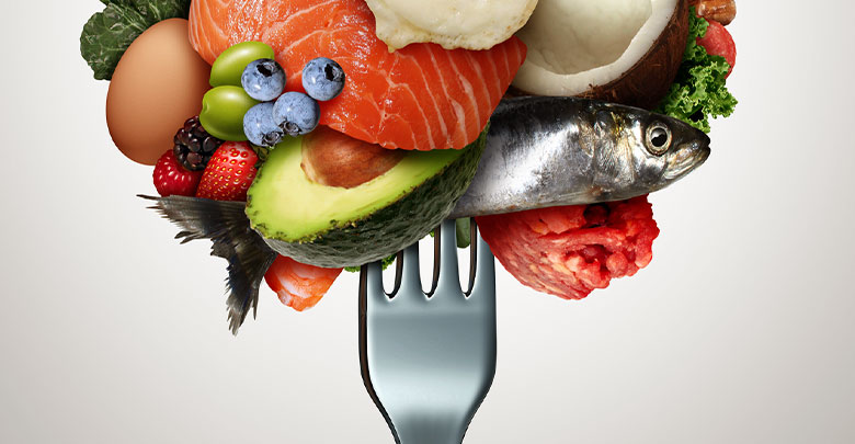 Foods such as avos, sardines, blueberries, coconut and kale are good to include in a diet for arthritis