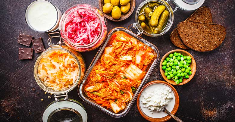 Fermented foods, pickles, miso, yoghurt and kefir are amazing sources of probiotics and possibly a good natural treatment of arthritis.