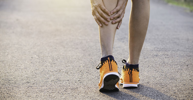 swelling behind the knee, or pain behind the back of the leg can come from many different parts of the knee or even from the lower back.