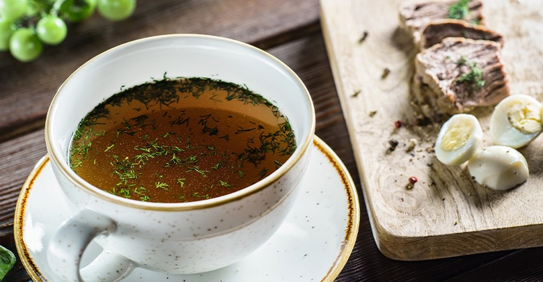 the benefits of bone broth are many and varied
