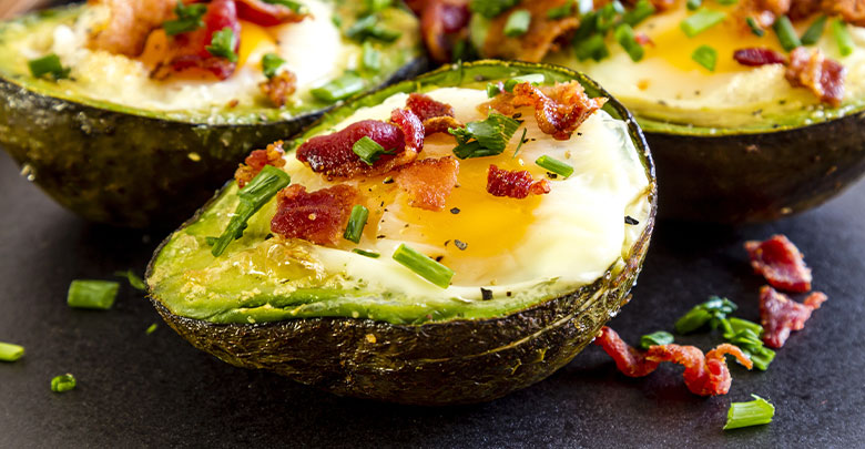 Healthy anti-inflammatory fats are included in the keto diet